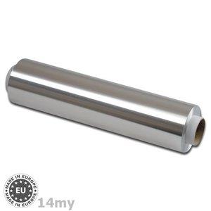 Aluminium foil 14my, 30cmx100m