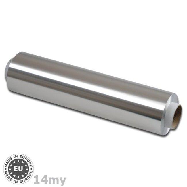 Aluminiumfolie 0,014mmx300mmx100m