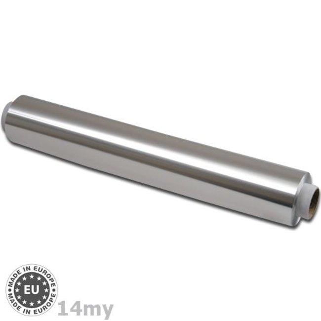 Aluminium foil 14my, 45cmx100m