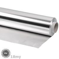 Navulrol aluminiumfolie 18my, 60cmx100m