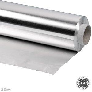 20my dicke Aluminiumfolie, 45cmx50m