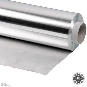 30my dicke Aluminiumfolie, 30cmx100m