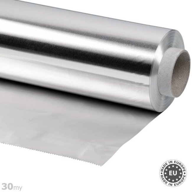 30my thick aluminium foil, 30cmx100m