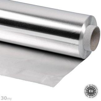 30my dicke Aluminiumfolie, 45cmx100m