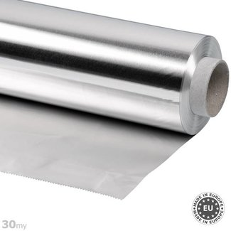 30my dicke Aluminiumfolie, 60cmx100m