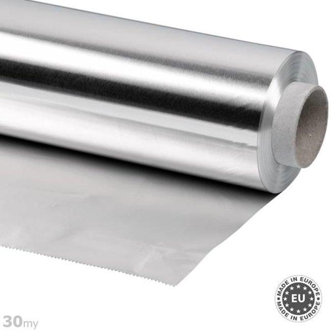 Aluminiumfolie 0,030mmx600mmx100m