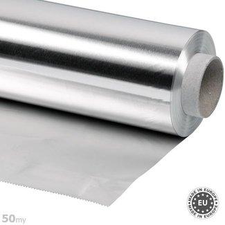 50my dicke Aluminiumfolie, 100cmx50m