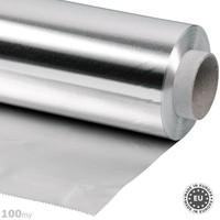100my dik Aluminiumfolie 100cmx50m