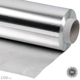 100my dicke Aluminiumfolie, 100cmx50m