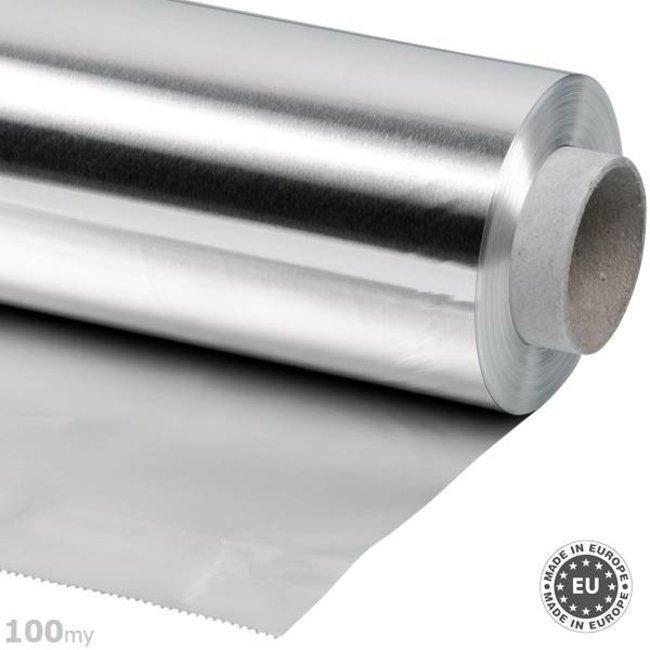 Aluminiumfolie 0,100mmx1000mmx50m