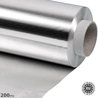 Aluminium band 200my dik, 125cmx50m