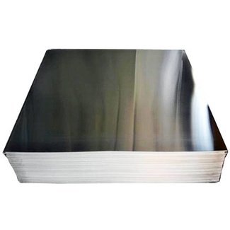 Aluminiumfolienbleche 30my, 10cmx10cm