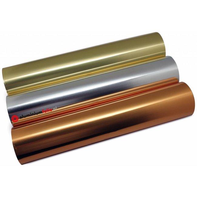 Rol aluminium embossing folie 0,150mmx420mmx5m