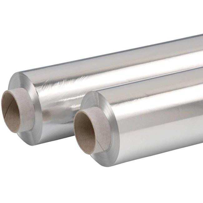 EMI Afschermfolie Aluminium 10m² 0,050mmx1000mmx10m