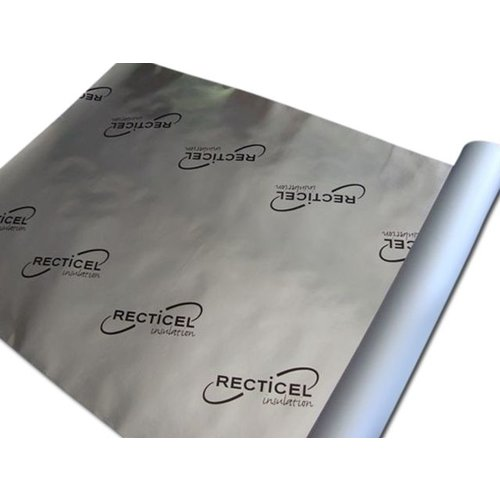 Papiergedragen isolatiefolie 195 gr/m²