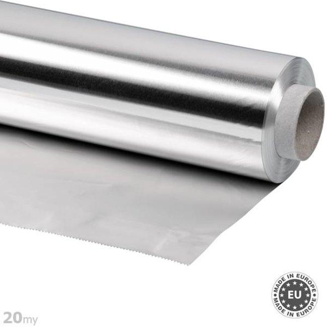 20my thick aluminium foil 30cmx100m
