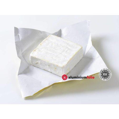 1kg. Maatwerk wikkels van papier gedragen aluminiumfolie