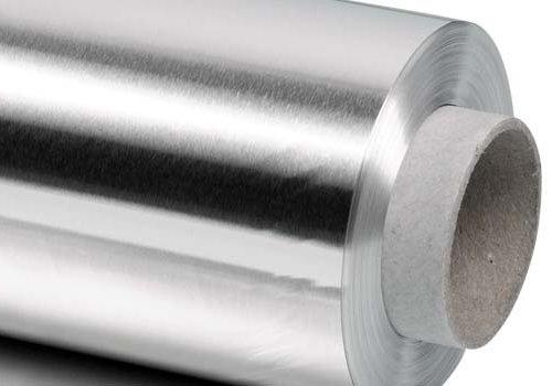 Thick aluminium foil