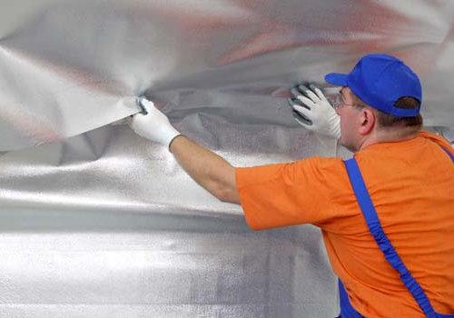 Aluminium Vapour barriers