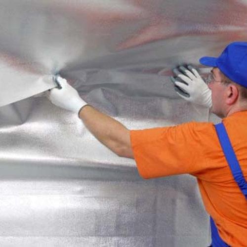Aluminium dampschermen