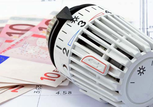 Radiator insulation