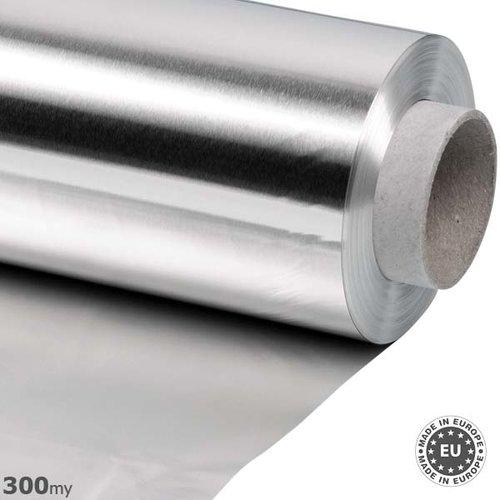 Aluminium band 300my, 100cm x 10m