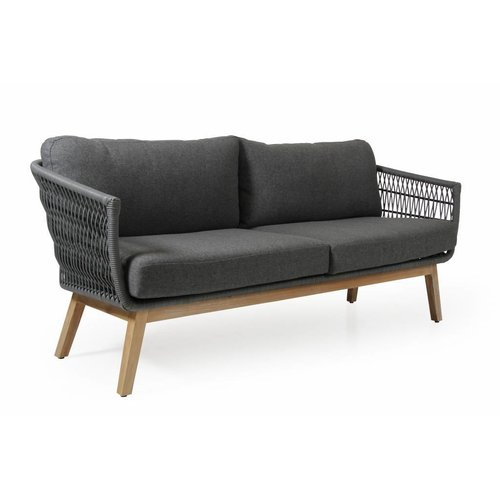 Brafab  Loungebank Kenton | 3-zits