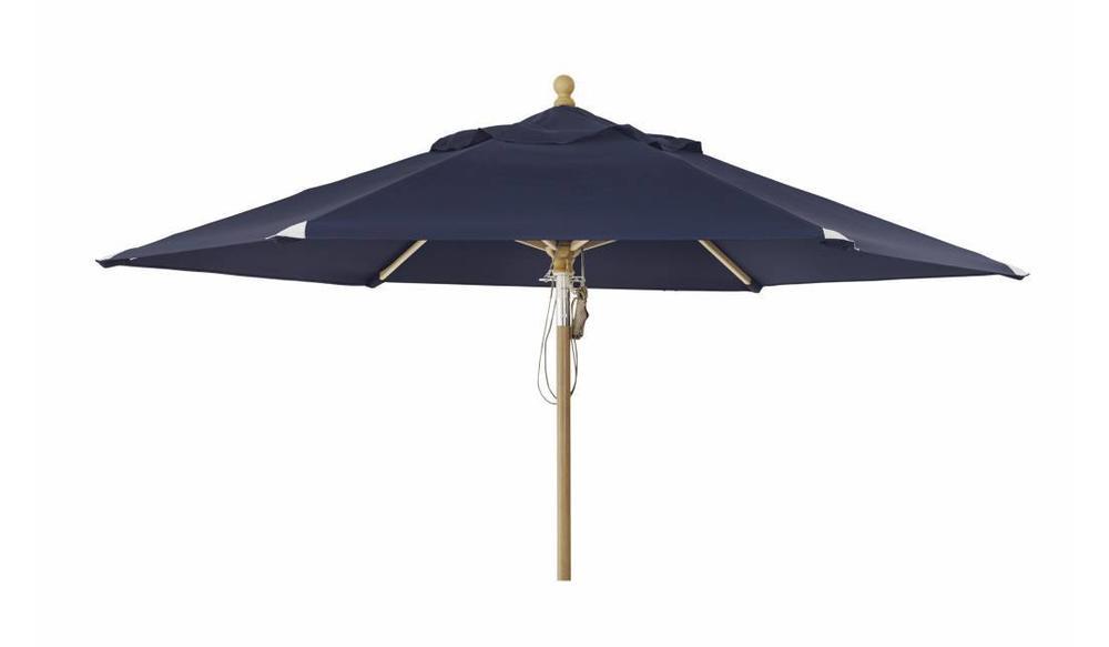 Parma parasol | 3.5m⌀ | Deep blue