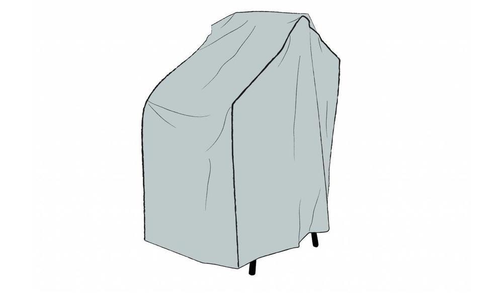 Beschermhoes voor stapelstoelen | 90x63x95