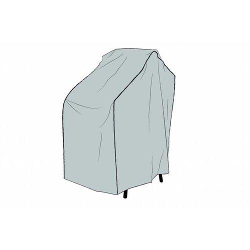Brafab Brafab Beschermhoes voor stapelstoelen   90x63x95