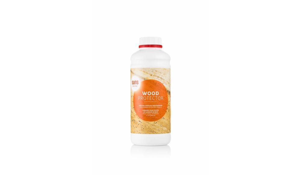 SUNS shine   Hout protector  1000 ML