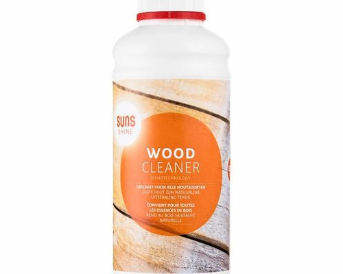 SUNS shine | Hout Cleaner| 1000 ML