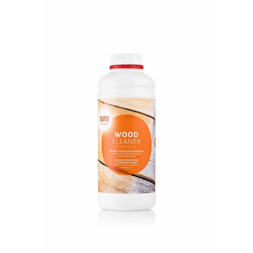 SUNS tuinmeubelen SUNS shine | Hout Cleaner| 1000 ML
