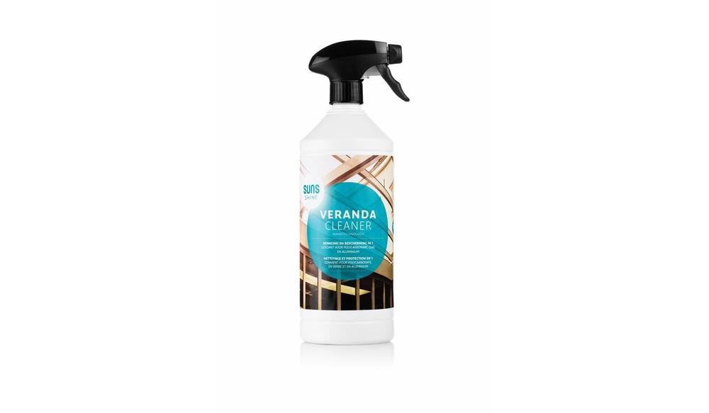 Veranda cleaner | 1000 ML | SUNS shine