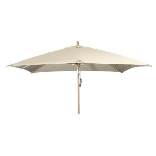 Brafab Parasol Como | 3m x 3m | Beige