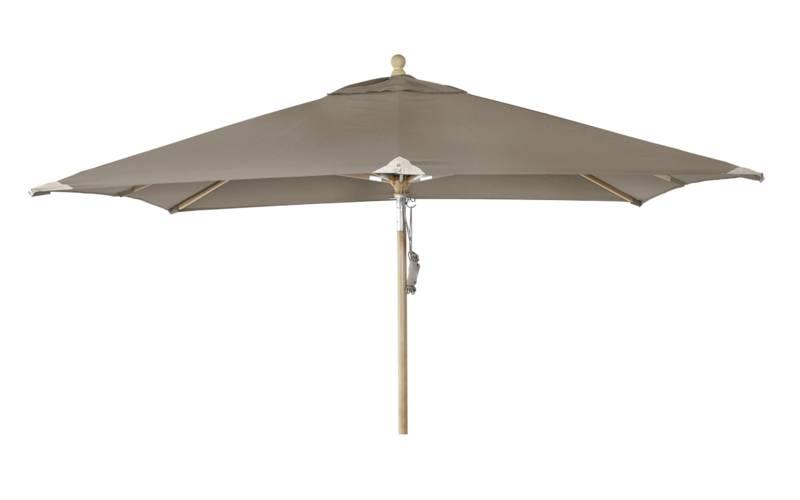Brafab  Parasol Como | 3m x 3m | taupe