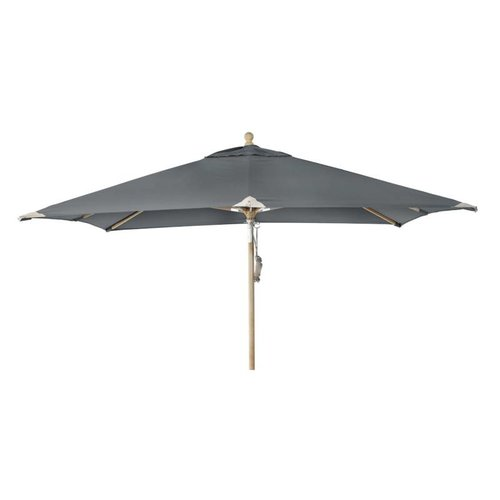 Brafab  Parasol Como | 3m x 3m | Grey