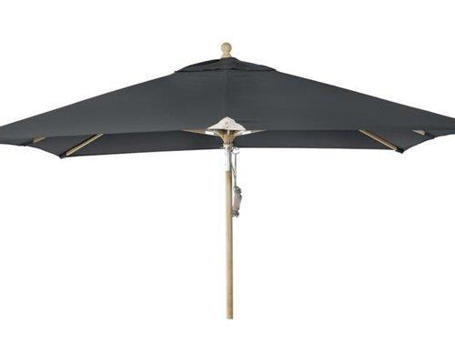 Parasol Como | 3m x 3m | Black