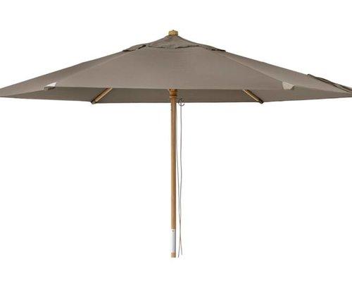 Parasol Reggio | ⌀3m | Taupe