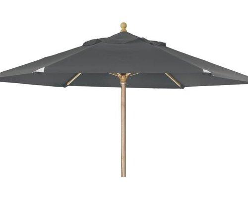 Parasol Reggio | ⌀3m | Grey