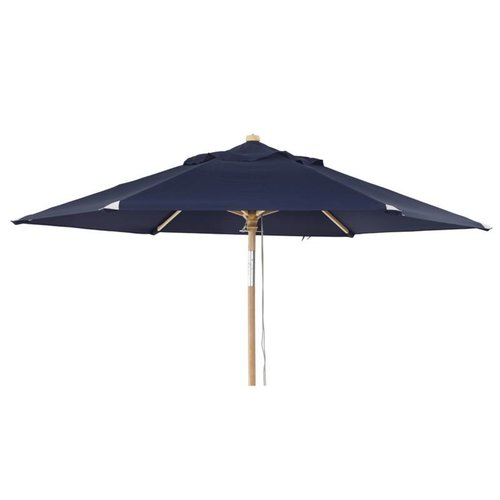 Brafab Parasol Trieste | ⌀2,5 m | Navy blue