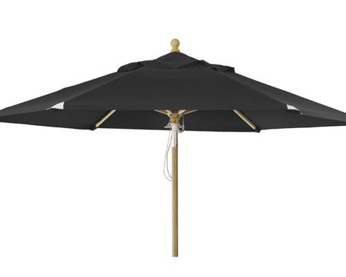 Parasol Trieste | ⌀2,5 m | Black