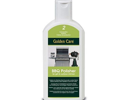 Golden Care BBQ Polisher