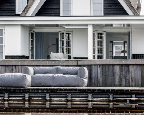 Bryck | Loungestoel | Donker roze