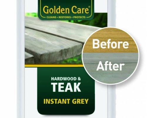 Teak Instant Grey