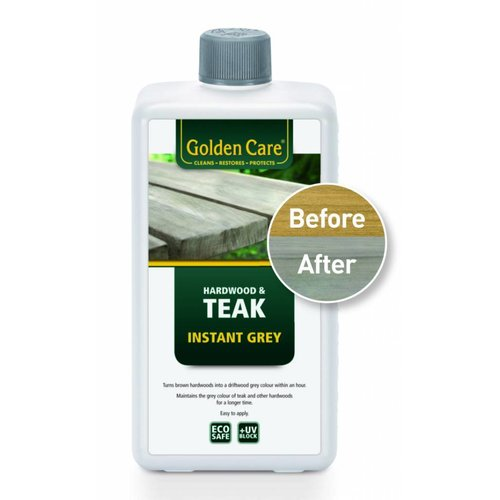 Golden Care Teak Instant Grey