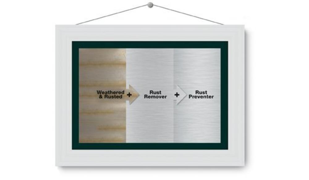 RVS Reiniger & Roestverwijderaar