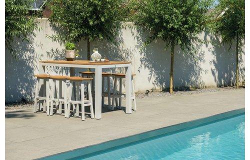 SUNS tuinmeubelen Barset Sense | 180 x 80 cm | Set 1