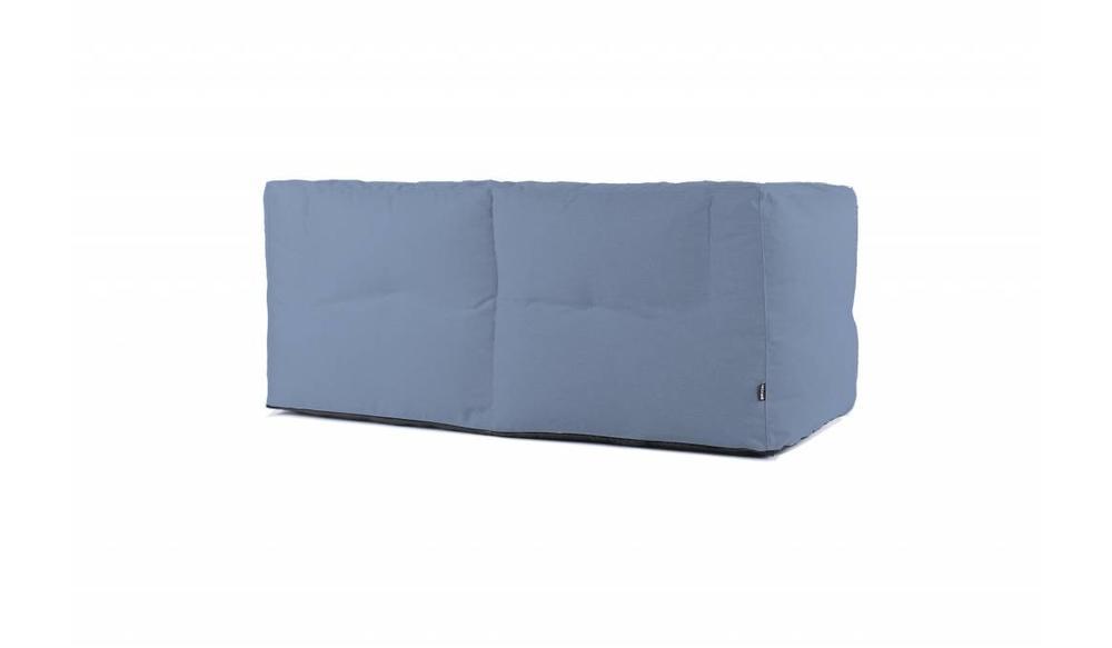 Bryck | 2-zitsbank | Jeans blauw
