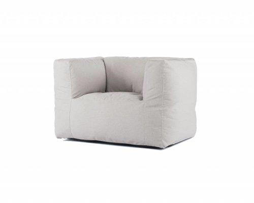 Bryck | Loungestoel | Gebroken Wit